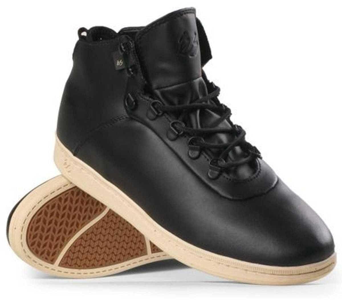 ES Footwear Skateboard Schuhe Leland LX schwarz Tan