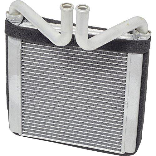Large universal heater core