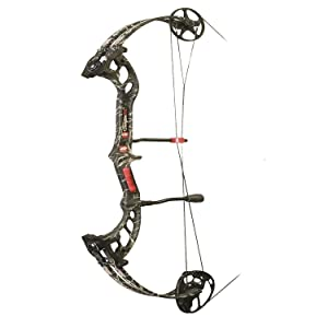 PSE 2016 Stinger X Compound Bow Right Hand Skull Works 2