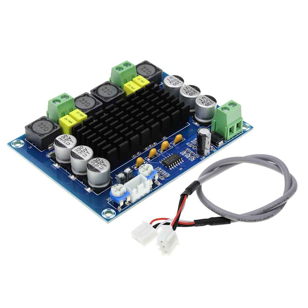 Arichtop TPA3116D2 Digitale DC12-26V High Power Amplifier Board-Audio Verstä rkermodul Dual Channel 2x120W amzlyftop24383@