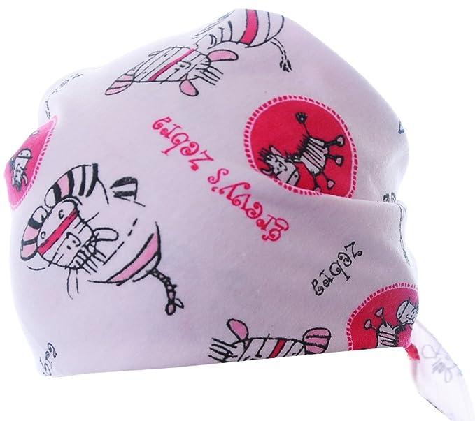 Baby Kinder Viereck Halstuch Bandana Kopftuch Cap Tuch Scarf Weiß Haarschmuck