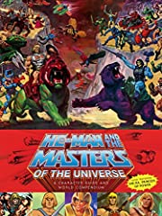 This is the most comprehensive guide ever published, covering all thingsMasters of the UniverseandPrincess of Powerfrom 1982 through today!The universe of He-Man and She-Ra is full of mystery. And thanks to over four thousand individual ...