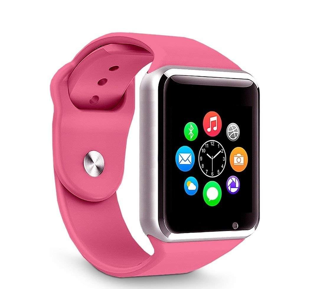 Amazon.com: NOKKOO A1 Smart Watch Smart Band Touch Watch ...