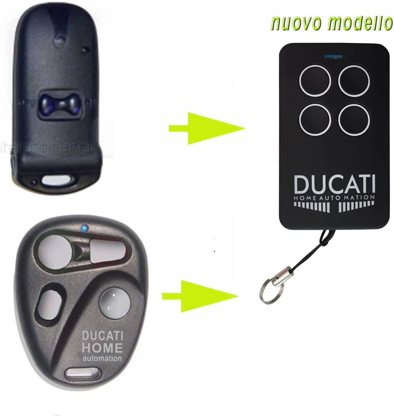 Ducati 6204 Allducks 6204 Original-Fernsteuerung 6203