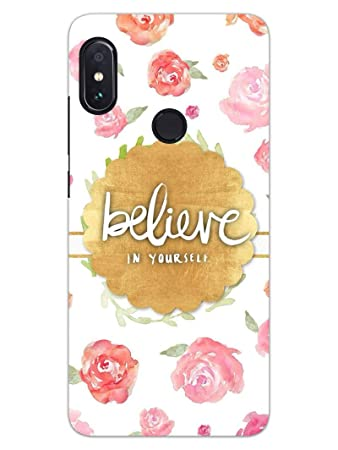 87aa49dca1 Madanyu Believe in Yourself - Motivational Quote: Amazon.in: Electronics