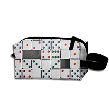 4a9714b1bbd4 Amazon.com : Dominos Dots Pen Holder Stationery Pencil Pouch ...