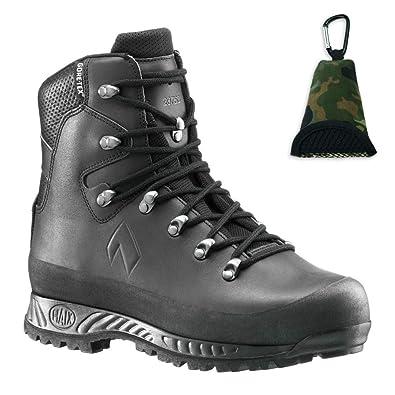 Haix KSK 3000 Einsatz-Stiefel Aus Leder, Schwarz, Wasserdicht, Gore ... bc2748f864