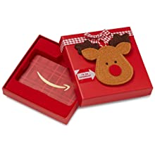 Reindeer Ornament Box