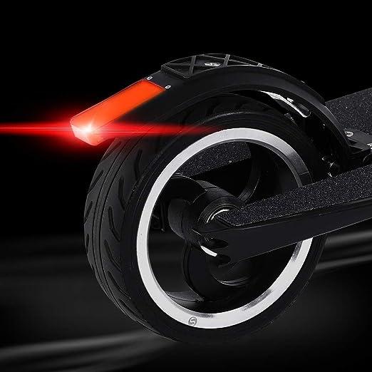 Amazon.com: Riuty Patinete eléctrico E Scooter ligero ...