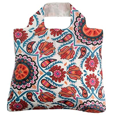 Envirosax Anastasia Reusable Grocery Bag, Set of 3