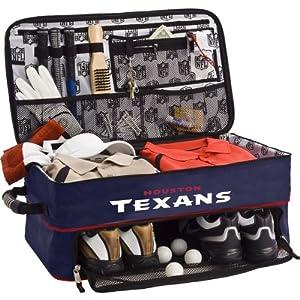 Athalon Houston Texans Golf Trunk Locker Organizer