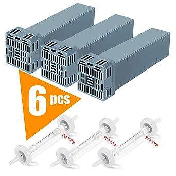 CPAP Cartucho de filtro de repuesto Kit de filtro compatible con ...