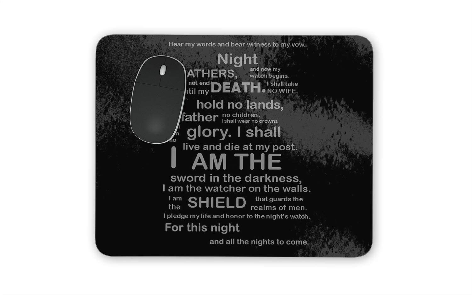 Special Series Finale Set of Personalized Mousepads for Games of Throne Fans HBO GOT Game of Thrones Custom Mouse Pads House Banners
