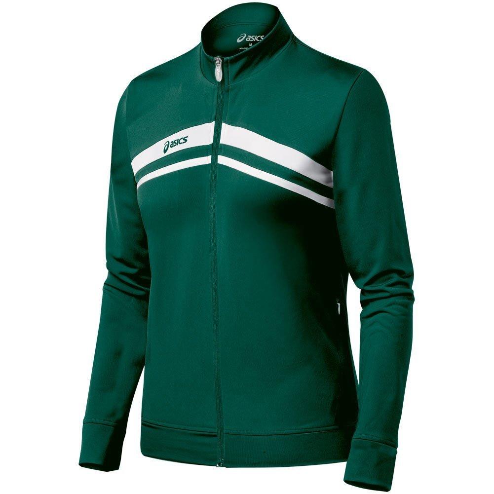 3f42de5284ae Amazon.com  ASICS Women s Cabrillo Jacket  Sports   Outdoors