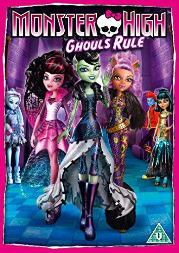 Monster High: Ghouls Rule (Monster High Halloween Movie Ghouls Rule)