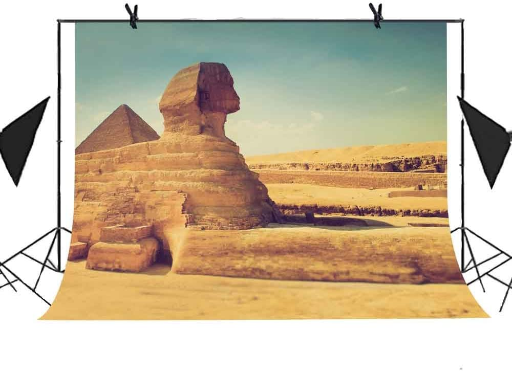 Free Amazon Promo Code 2020 for Meets World Famous Architecture Backdrop Egyptian