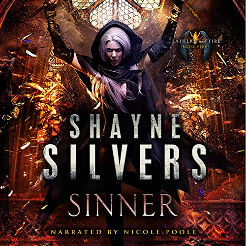 Pdf Fiction Sinner: Feathers and Fire, Book Five