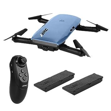 Redpawz JJRC H47 Elfie Drone con Camara HD con 2 bateria ...