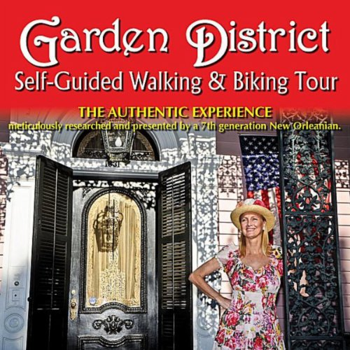 New Orleans Garden District Walking Tour By Tours Bayou On Amazon Music