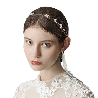221738ede344c 結婚式 髪飾り 花嫁 ウェディング 髪飾り 発表会 ブライダルティアラ フォーマル ウェディングヘッドドレス