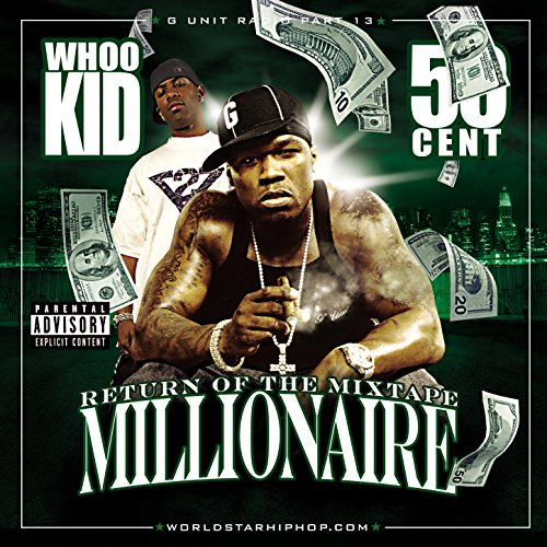 Used, G-Unit Radio 13: Return Of The Mixtape Millionaire for sale  Delivered anywhere in USA