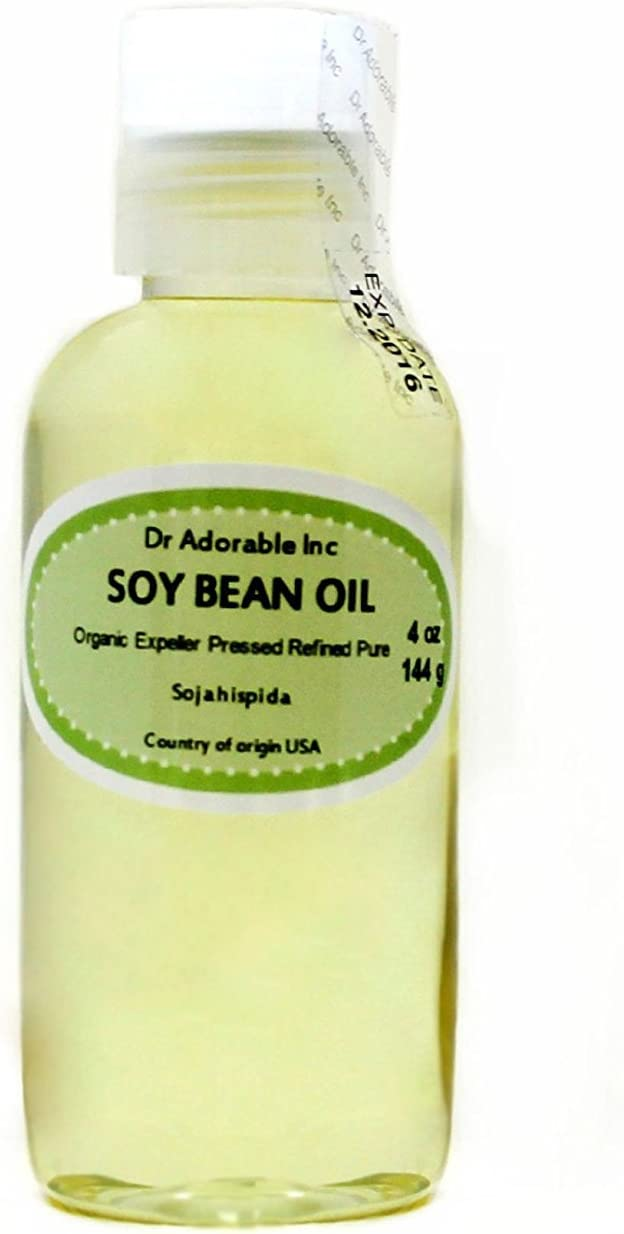 Organic Pure aceites portador prensado en frío aceite de 4oz (Mostaza)
