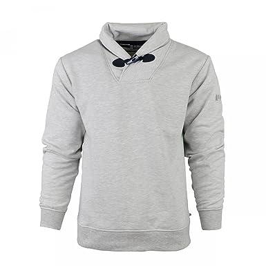 b851525de0 Hublot Sweat Hermes Col châle - Gris - Homme: Amazon.fr: Vêtements ...