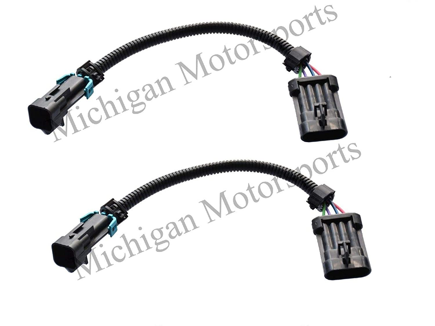 Michigan Motorsports LS1 LS6 Corvette C5 Rear to Front Primary O2 o2 Sensor Connector Adapter Harness