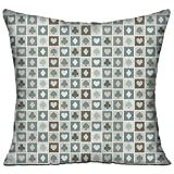 Guangzhou Card Suits Hearts Spades Diamonds Clubs Pattern Gaming Houses Addiction Custom Throw Pillow Case 18''x18''(Double Side)