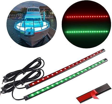 Blu Luce Di Cortesia LED Lampadina Impermeabile Subacquae Per Barca Marina