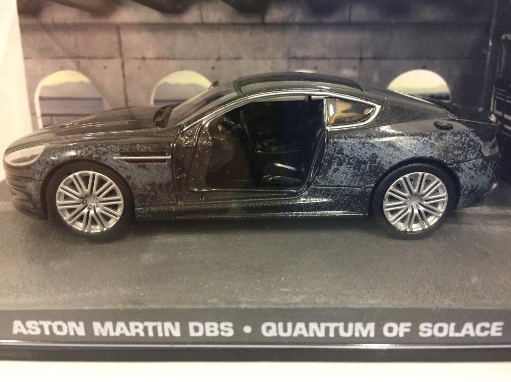 Motor Vehicles Universal Hobby James Bond 007 Casino Royale