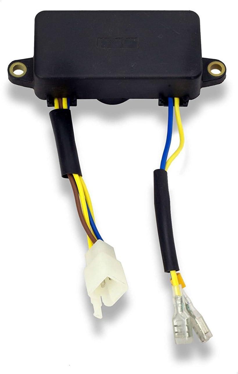 Avr Spannungsregler Regler Aggregat Stromerzeuger Stromgenerator Baumarkt