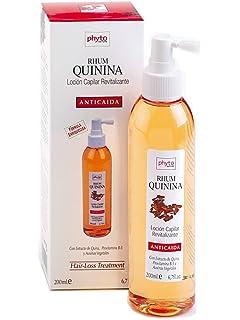 Loción Capilar Rhum-Quinina 200ml