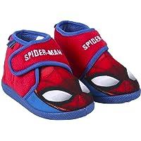 CERDÁ LIFE'S LITTLE MOMENTS, Zapatilla Bota Niño Casa de Spiderman-Licencia Oficial Marvel Niños