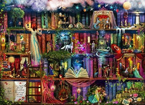 Aimee Stewart Treasure Hunt Book Shelf 포스터 프린트 / Aimee Stewart Treasure Hunt Book Shelf 포스터 프린트