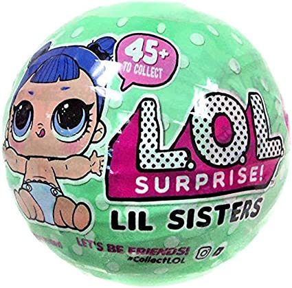 Dolls Bears Lol Surprise Doll Series 2 Wave 2 Little Sisters
