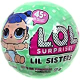 LOL Surprise Lil Outrageous Littles Lil Sisters Series 2 Lets Be Friends Mystery Pack Wave 2