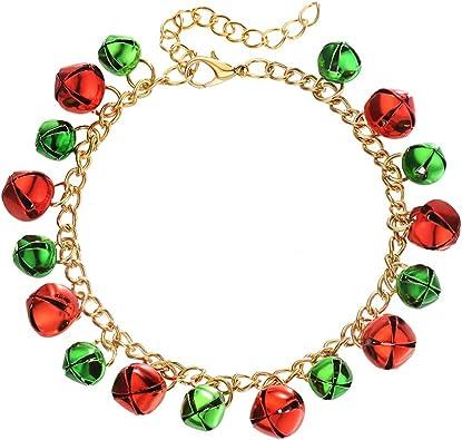 Jewelry Making Gold Tone Metal Christmas Charm Set New FREE SHIPPING