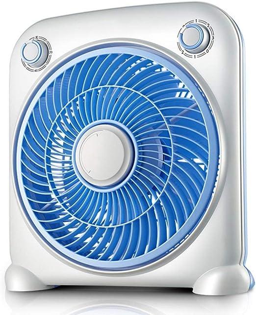 WLJ , Ventilador de la Oficina Creativa/Ventilador de la Cocina amortiguada/Dormitorio del Estudiante pequeño ...