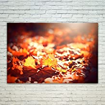 Westlake Art - Poster Print Wall Art - Leaf Autumn - Modern Picture Photography Home Decor Office Birthday Gift - Unframed - 18x12in (*d9-8a1-f43)
