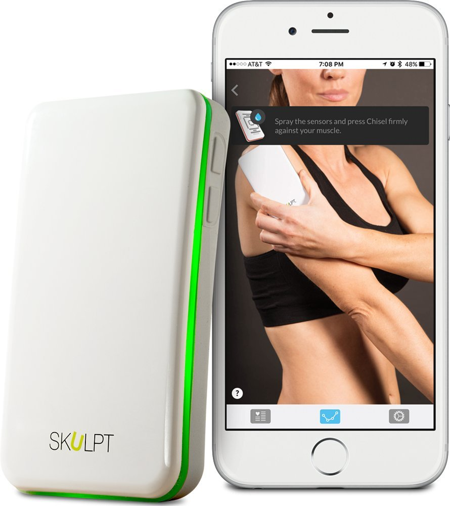 Com The Skulpt Scanner Measures Body Fat Percentage Identifies Muscle Strengths And Weaknesses Provides A Personalized Workout Plan To Burn