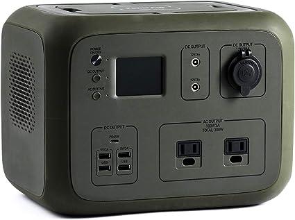 ポータブル電源 PowerArQ2 オリーブドラブ (500Wh/45,000mAh/11.1V/正弦波 100V 日本仕様 蓄電池) 正規保証2年