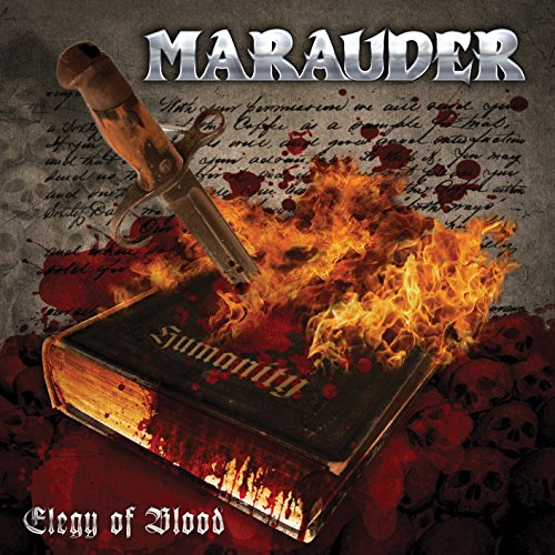 Marauder: Elegy of Blood (Audio CD)