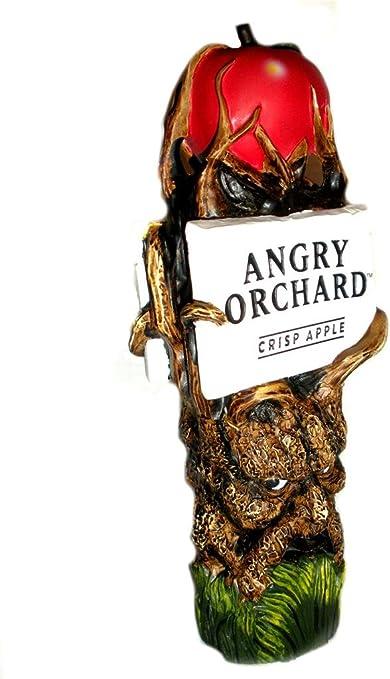 Beer Tap Handle Angry Orchard Crisp Apple Beer Tap Handle