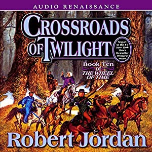 Crossroads of Twilight Hörbuch