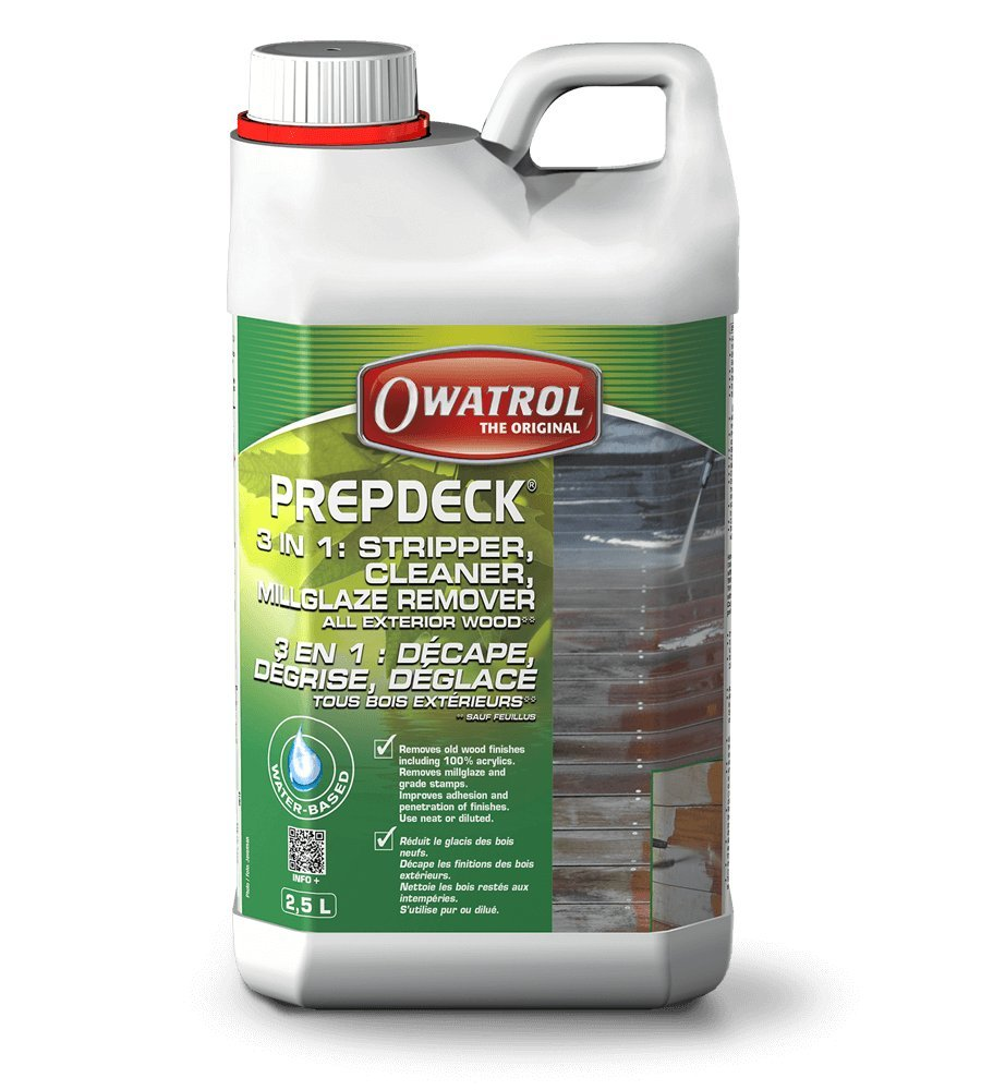 Prepdeck (2.5 Liters) by Owatrol