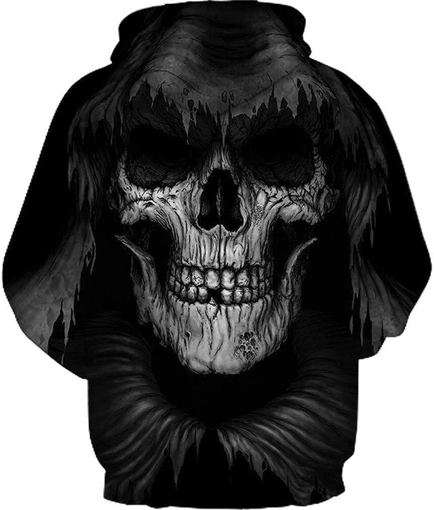 trui met doodshoofden