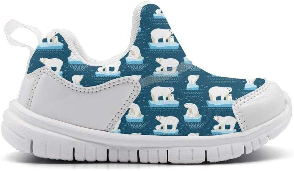ONEYUAN Children Polar Bear Water Kid Casual Lightweight Sport Shoes Sneakers Running Shoes