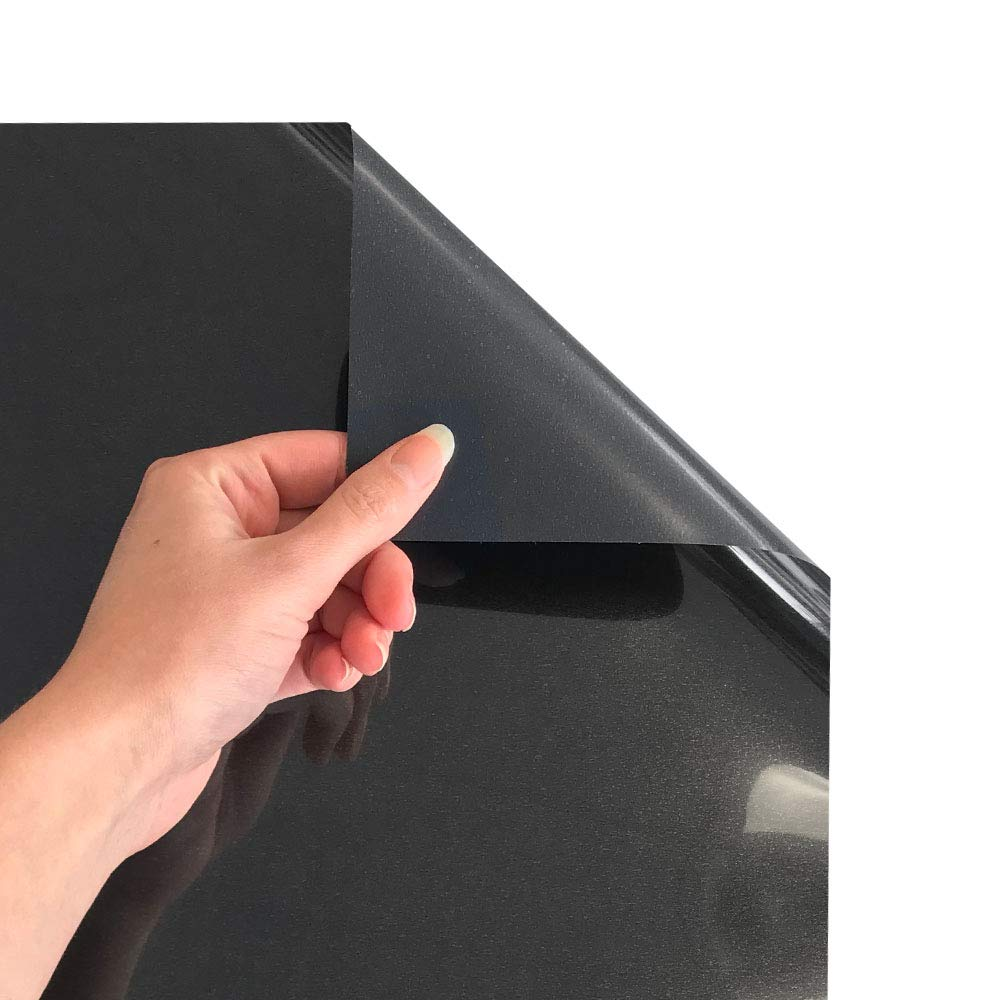 Siser EasyWeed HTV 11.8'' x 150ft - Iron on Heat Transfer Viny. (Black) by SISER (Image #2)