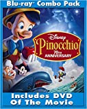 Walt Disney's Pinnochio Blu-Ray